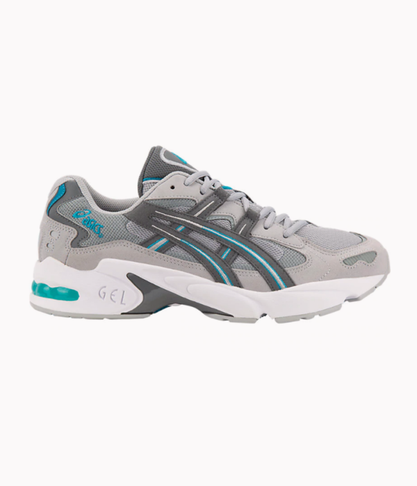 GEL KAYANO 5 OG MID GREY / STEEL GREY